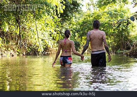 Relationship, Summer, Beach Holiday