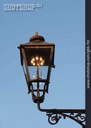 Nostalgia, Street Lamp, Gas Light