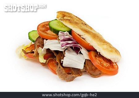 Doner Kebab, Döner Kebab