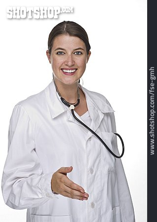 Greeting, Doctor