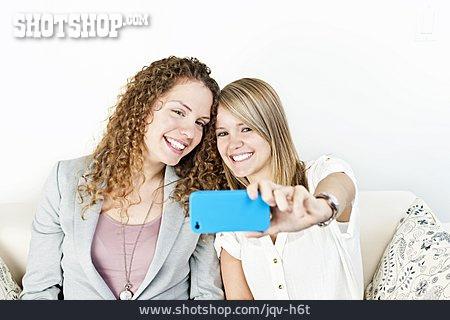 Friendship, Photograph, Friends, Smart Phone