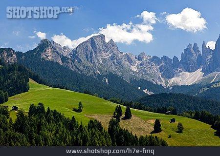 Dolomites, Rose Garden Group