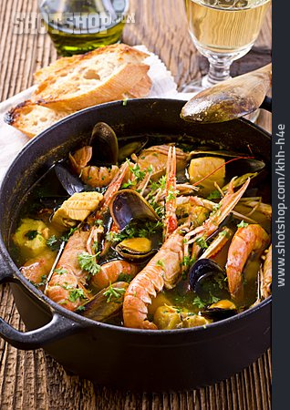 Seafood, Appetizer, Soup, Cioppino