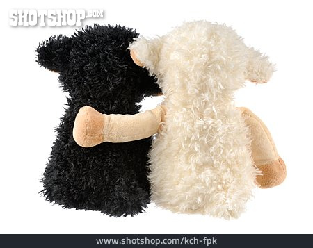 Friendship, Together, Plush Toy