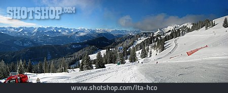 Winter Sport, Ski Resort, Ski Slope