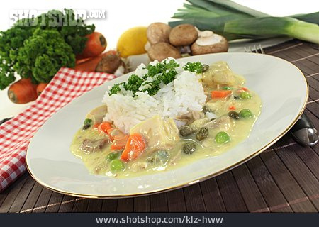 Fricassee, Fricassee