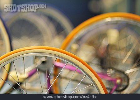Bicycle, Wheel