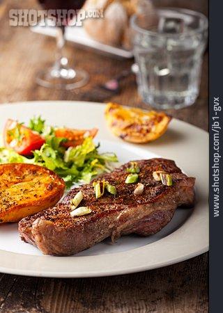 Meat, Steak, Beef Steak, Beef