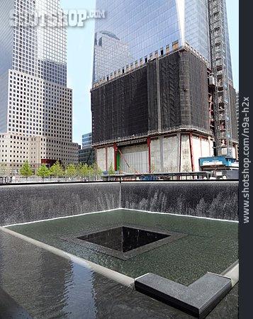 Ground Zero, 9/11, One World Trade Center