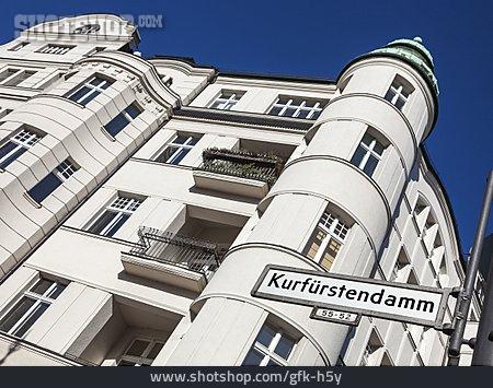 House, Kurfuerstendamm