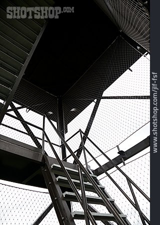 Staircase, Observation Tower