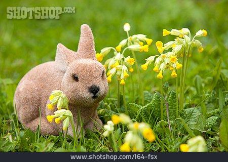 Flower, Easter Bunny