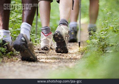 Hiking, Hiker, Hiking Boot
