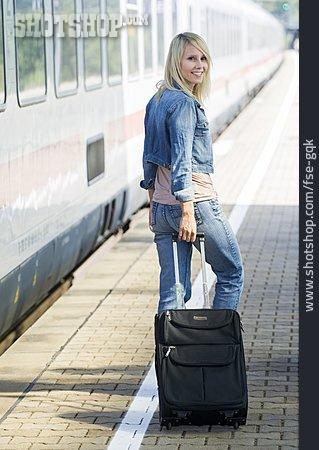 Journey, Platform, Travel, Journey