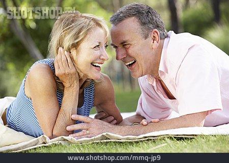 Couple, Love, Loving, Older Couple