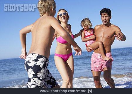 Fun & Happiness, Beach Holiday, Family Vacations