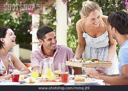 Eating & Drinking, Friends, Invitation