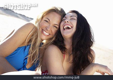 Laughing, Friendship, Summer, Girlfriend