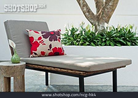 Garden Furniture, Lounge Chair, Exterior