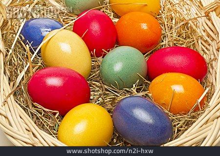 Easter, Easter Egg, Easter Nest, Easter Basket