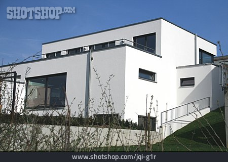 House, Modern Architecture, New Building