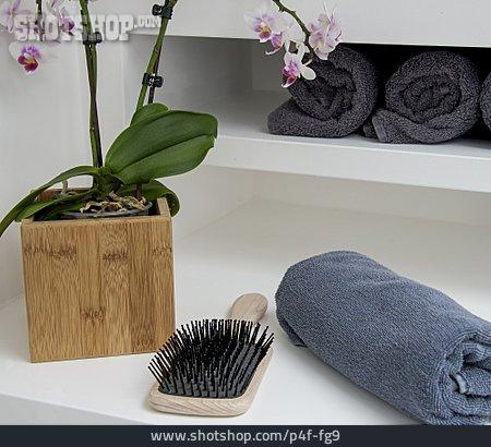 Wellness & Relax, Hairbrush