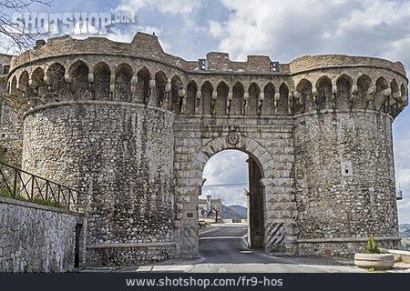 City Gate, City Wall, Narni