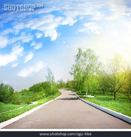 Spring, Road
