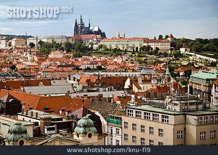 Prague, Prague Castle, Hradschin