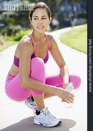 Relaxation & Recreation, Sportswoman, Runner