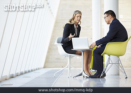 Meeting, Business Person
