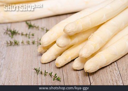 Asparagus Tips, White Asparagus