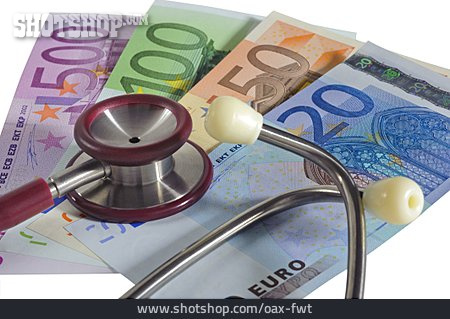 Medical Insurance, Stethoscope, Treatment Costs