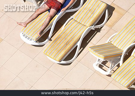 Relaxation & Recreation, Summer, Vacation, Lounge Chair