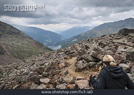 Hiking, Hiker, Ultental