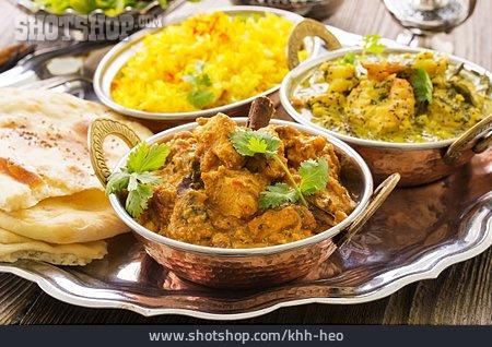 Curry, Indian Cuisine, Masala