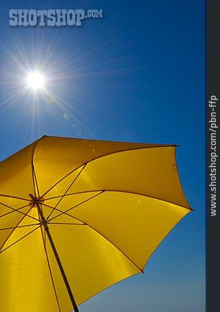 Summer, Parasol, Sunshade