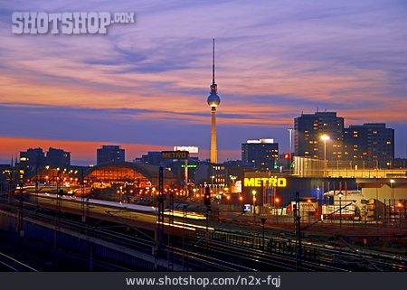 Berlin, Ostbahnhof