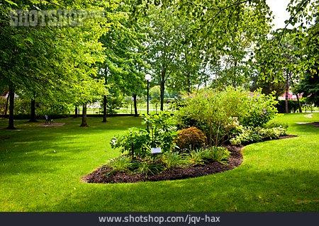 Park, Garden, Seedbed