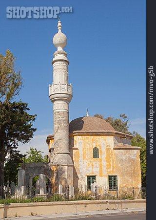 Rhodes, Murad Reis Mosque