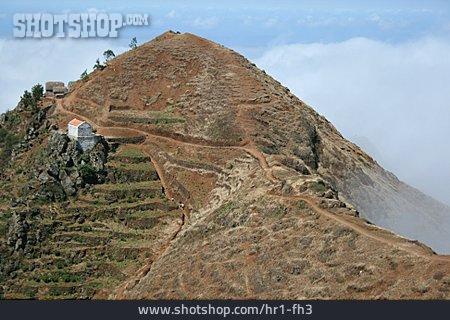 Mountain, Cape Verden Islands, Cape Verden