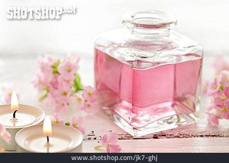 Bathing Oil, Rose Oil, Blossom Oil