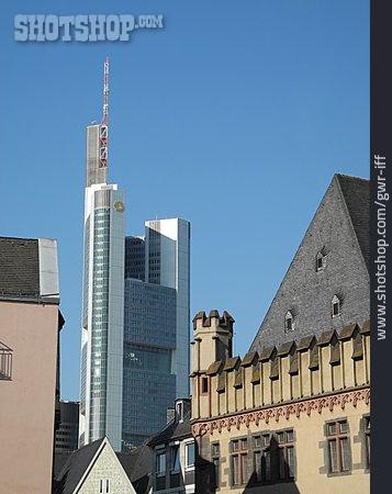 Frankfurt, Commerce Bank Tower