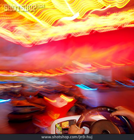 Motion & Speed, Funfair, Bumper Cars
