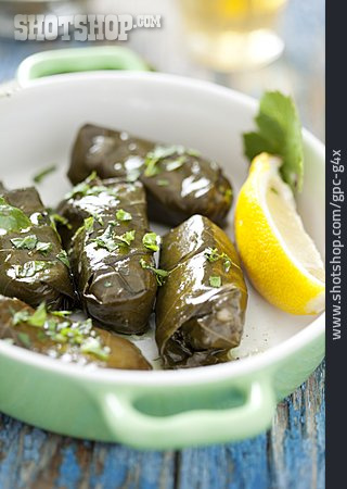 Greek Cuisine, Mediterranean Cuisine, Dolmades