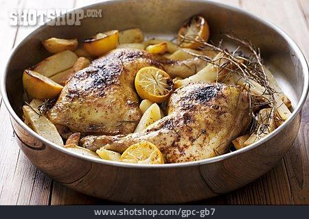 Chicken Thigh, Roast Chicken