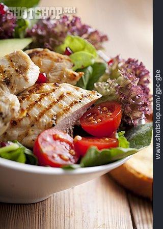 Salad, Chicken Salad