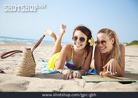 Friends, Beach Holiday, Summer Holidays