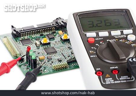 Repair, Computer Technology, Multimeter