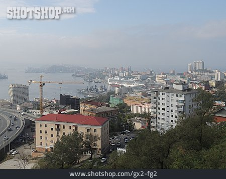 Harbor City, Vladivostok